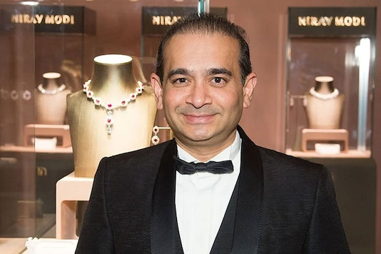 File photo of Nirav Modi