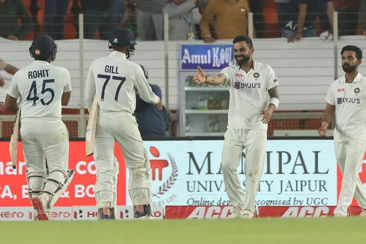 India vs England: Virat Kohli's Team Wins & Registers New Records, But Test Cricket is The Loser