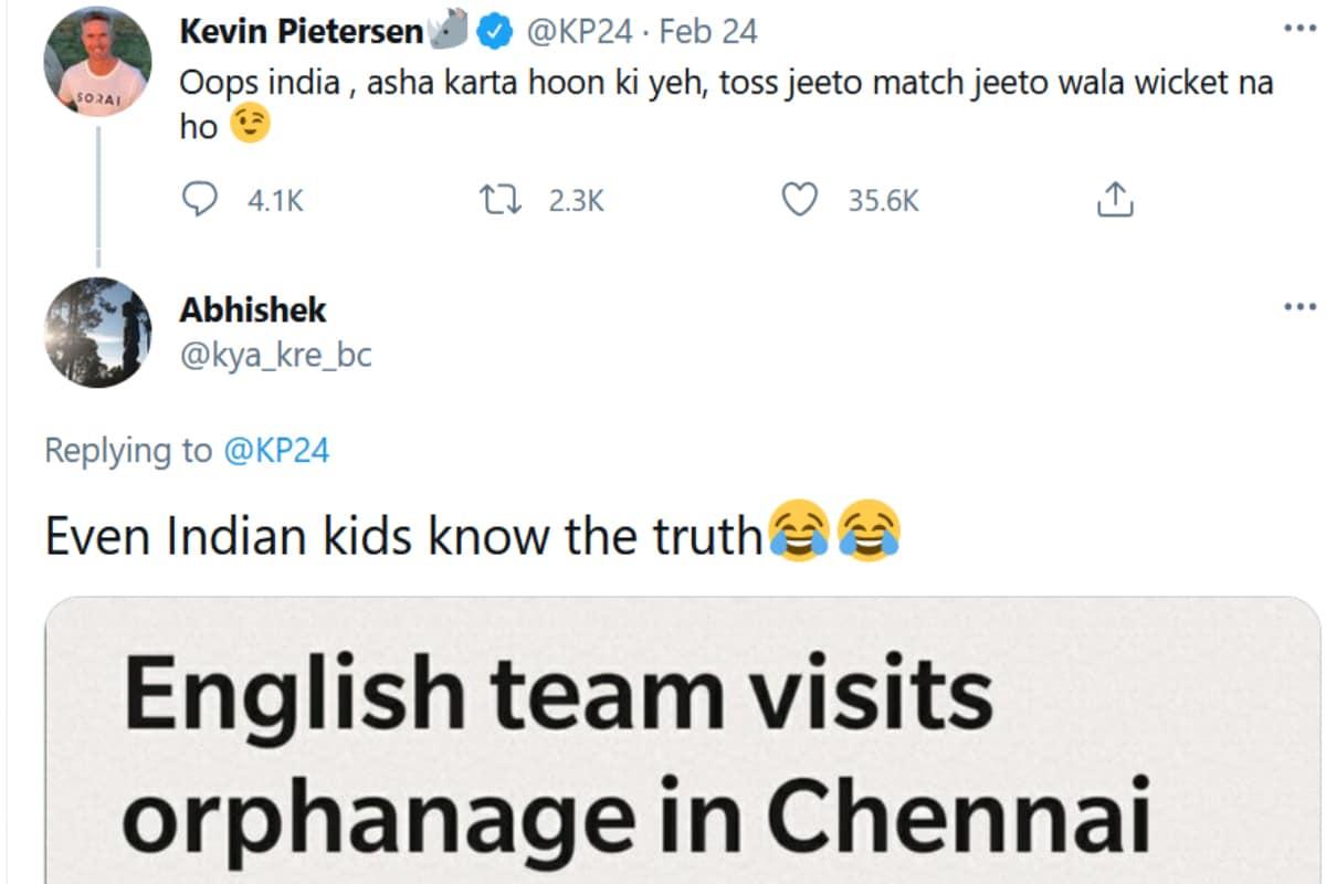 केविन पीटरसन ने भारतीय पिचों पर छाया फेंकी, ट्रोल हो गए