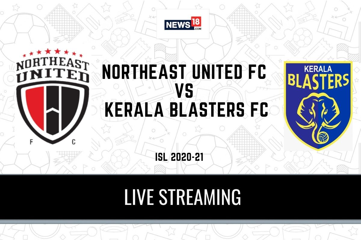 ISL 2020-21 NorthEast United FC vs Kerala Blasters FC Match 107 Schedule and Match Timings: When and Where to Watch ISL NEUFC vs KBFC Telecast, Team News