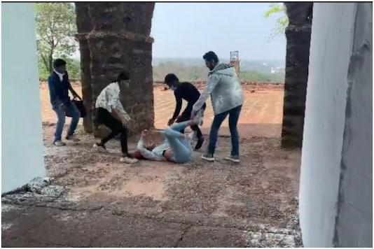 Priya Prakash Varrier Shares Hilarious Video of Piggyback Fail with Check Co-star Nithiin
