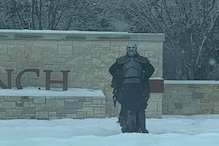 The 'Night King' From Game of Thrones Has Been Spotted in the Texas Snow and Twitter Wants a Spinoff