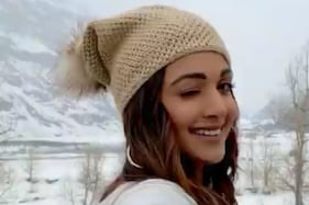 Kiara Advani Shares Her Manali 'Snow Glow' With an Adorable Boomerang