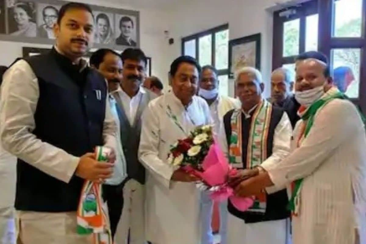 MP Congress Leaders Slam Kamal Nath for Admitting 'Godse Bhakt' into Party