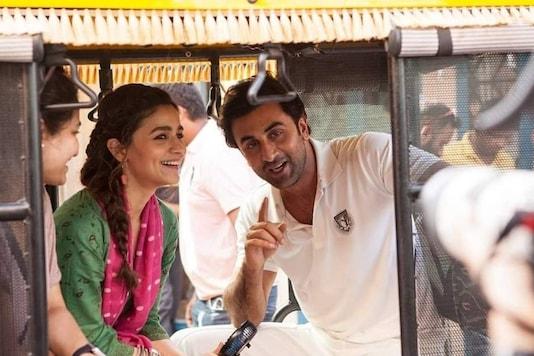 Alia Bhatt and Ranbir Kapoor's Cute Photos from an Ad Shoot Go Viral