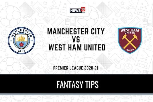 Premier League: Manchester City vs West Ham United