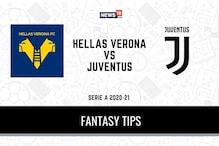 VER vs JUV Dream11 Predictions, Serie A 2020-21 Verona vs Juventus Playing XI, Football Fantasy Tips