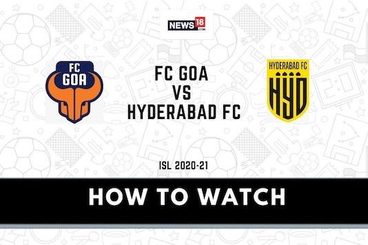 ISL 2020-21: How to Watch FC Goa vs Hyderabad FC Today's match on Disney+ Hotstar, JioTV Online