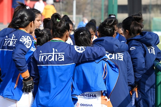 Indian women's hockey team (Photo Credit: HI)