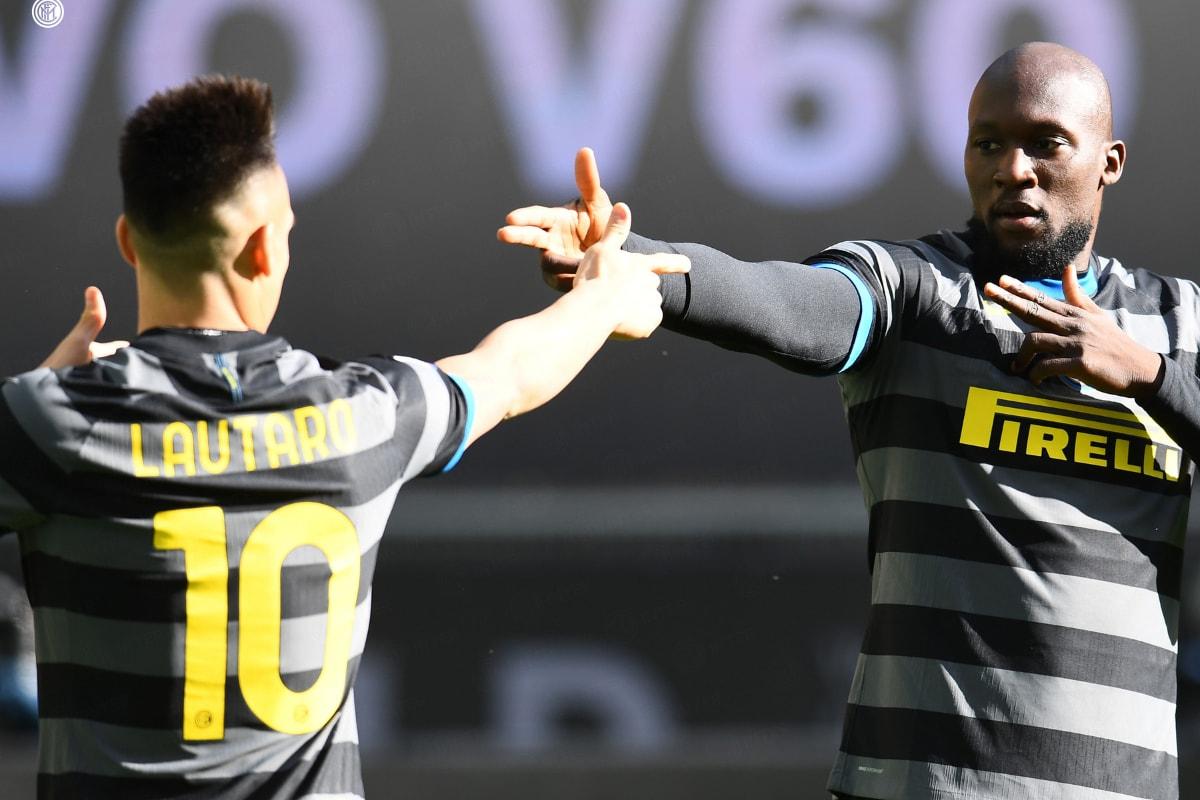 Serie A: Romelu Lukaku Scores after 32 Seconds as Inter Milan Beat Genoa 3-0