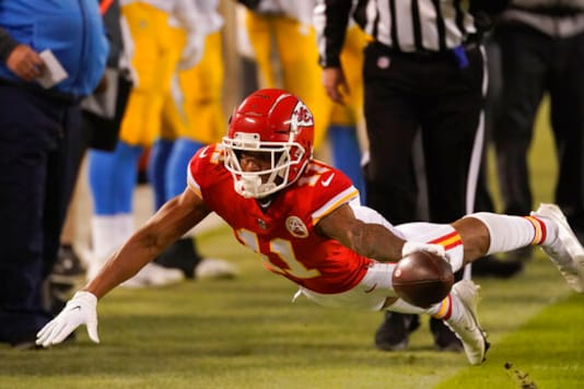 Chiefs' Robinson, Kilgore On COVID-19 List As Close Contacts