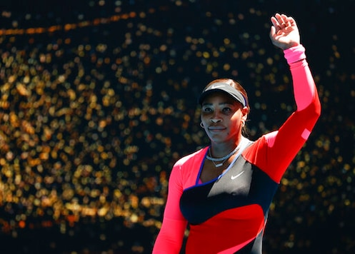 The Latest: Serena Williams Has Afternoon Match On Day 5