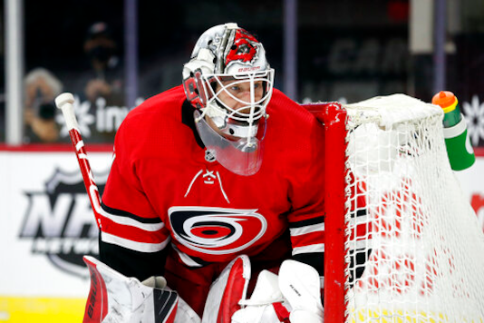 Hurricanes Erase Early Deficit, Beat Blue Jackets 7-3