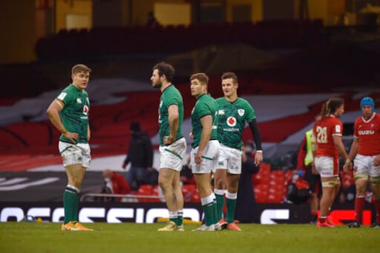 6N: O'Mahony Banned For 3 Games After Red Card Against Wales