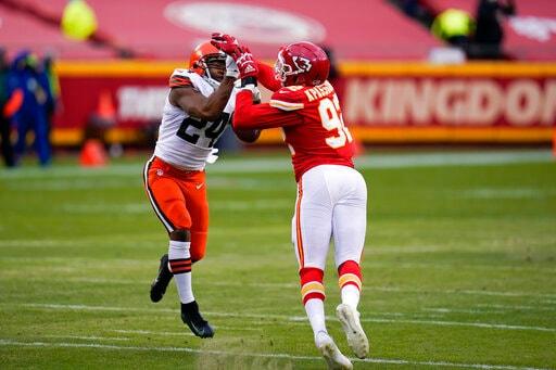 Chiefs' Kpassagnon Driven To Succeed On, Off Football Field