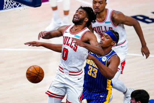 Bulls Run Past Pacers With Late Flurry For 120-112 OT Win