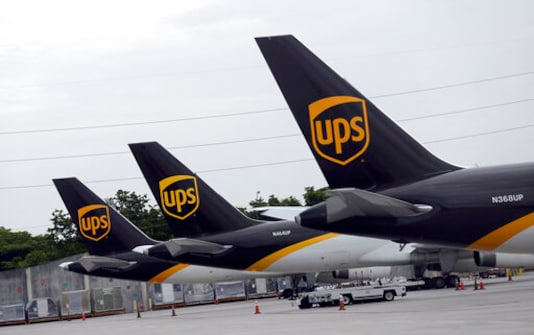 Linchpin In Vaccine Rollout And Home Supply, UPS Rolls In Q4