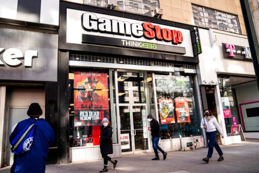 GameStop Shares Head Sharply Lower For Second Straight Day