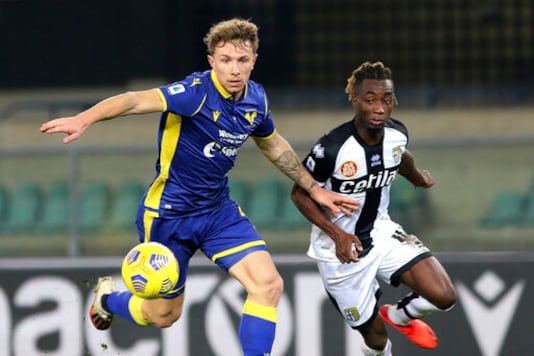 Parma Extends Winless Run With 2-1 Loss At Verona In Serie A