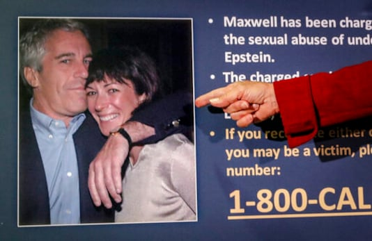 Ghislaine Maxwell Makes Third Attempt At Bail On Sex Charges