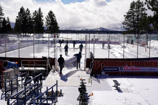 Tahoe Setting Is 'Mic Drop' Moment For Outdoor NHL Games