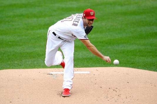 Scherzer's Ankle Keeping Him Off Mound In Deal's Last Spring