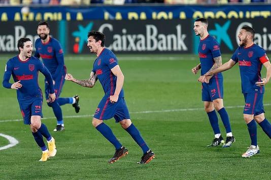 Atletico Madrid beat Villarreal 2-0 (Photo Credit: Twitter)