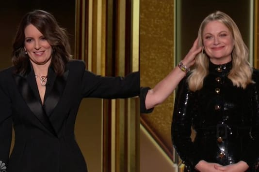 Golden Globe Awards 2021: Hosts Tina Fey and Amy Poehler Call Out HFPA for Lack of Diversity in Opening Monologue