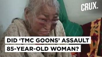 TMC Vs BJP In Bengal: Storm Over Alleged Assault Of BJP Worker's Aged Mother