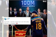 ICC Honours Virat Kohli as Indian Skipper Becomes First Cricketer to Hit 100 Million Instagram Followers
