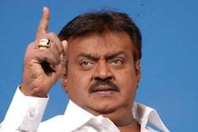 Vijayakanth's DMDK Quits Alliance With AIADMK As Seat Sharing Talks Fail