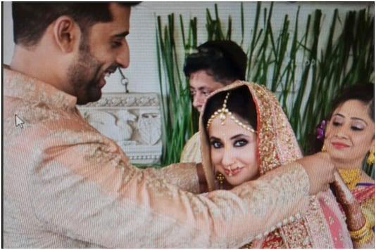 Urmila Matondkar Shares Throwback Pic from Wedding to Wish Husband on Anniversary