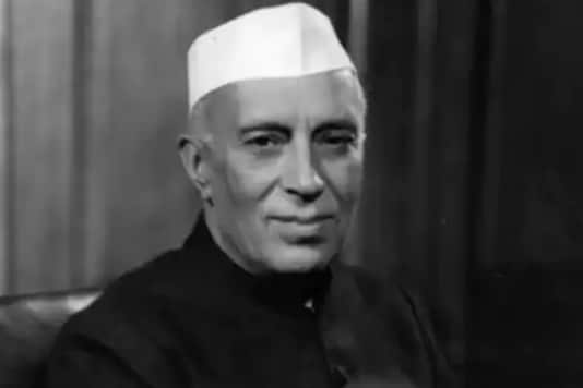 File photo of India's first prime minister Pandit Jawaharlal Nehru.