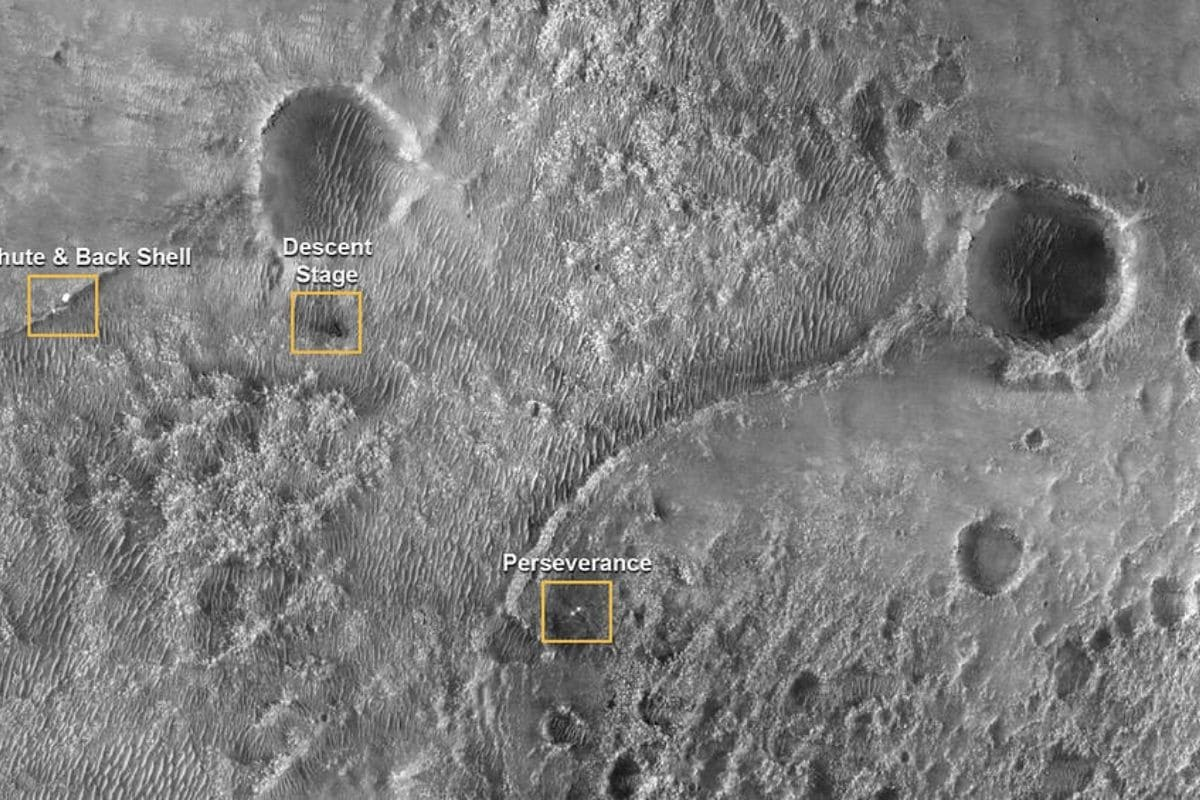 In Photos: NASA's Perseverance Rover Has Sent Back New Stunning Images from Red Planet