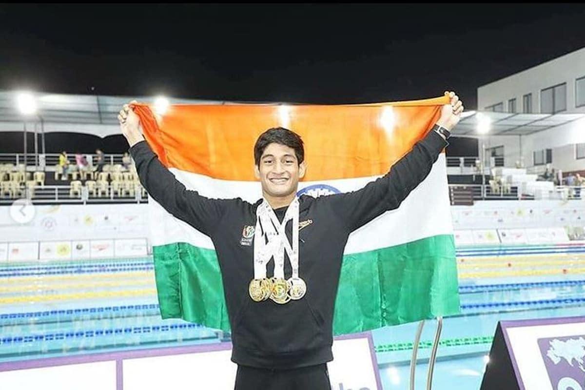 SAI Approves Swimmer Kushagra Rawat's Training in US