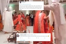 WATCH: Couple Dancing while Taking 'Pheras' at Wedding Leaves Desi Twitter in a Cultural Divide