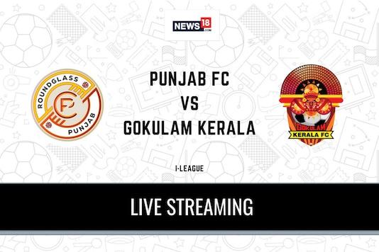 I-League: RoundGlass Punjab FC vs Gokulam Kerala