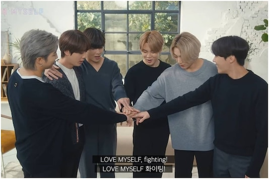 UNICEF Renews Commitment with BTS' LoveMyself Campaign to End Violence