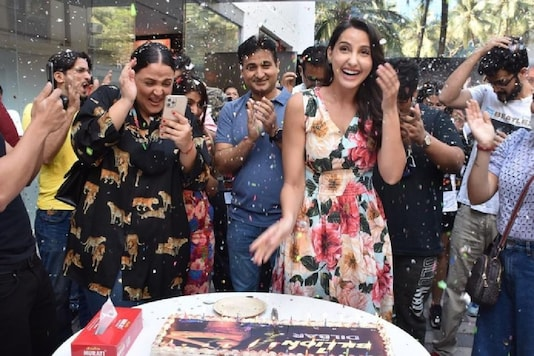 Nora Fatehi Becomes First African Arab Female Artiste to Hit 1Billion Mark with 'Dilbar'