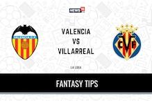 VAL vs VILL Dream11 Predictions, La Liga 2020-21 Valencia vs Villarreal Playing XI, Football Fantasy Tips
