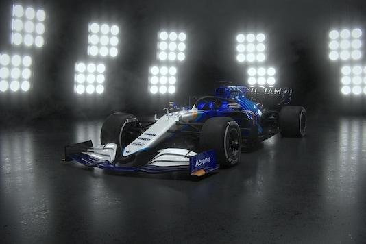 Williams F1 (Photo Credit: Twitter)