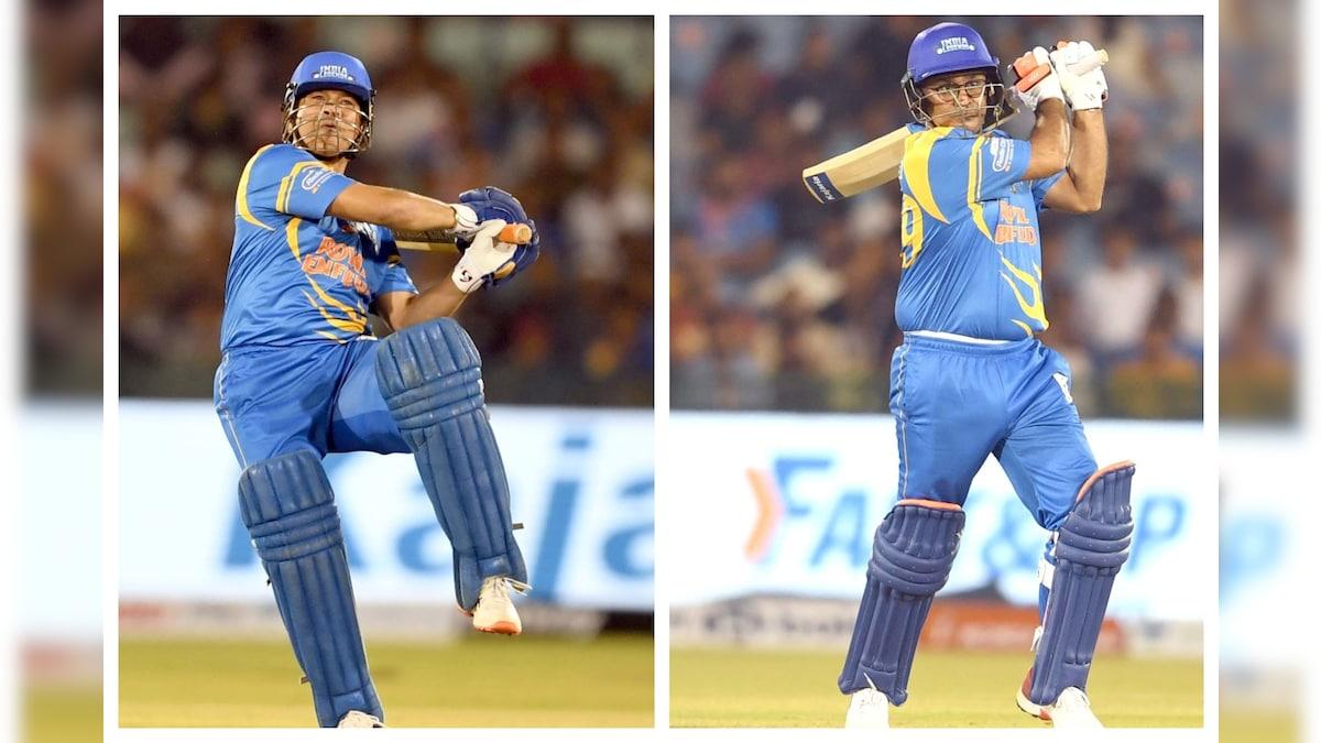 <b>India</b> Legends <b>vs Sri Lanka</b> Legends <b>Highlights</b>, Road Safety World ...