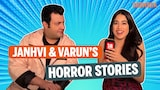 Who Would Janhvi Kapoor Haunt As A Ghost? | Varun Sharma's Scary Horror Story | Roohi