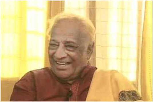 Veteran Marathi Actor Shrikant Moghe Passes Away at 91