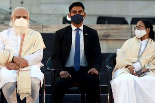 File photo of Prime Minister Narendra Modi and Chief Minister Mamata Banerjee