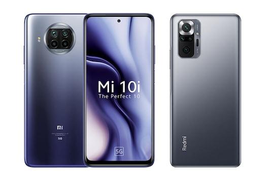 Xiaomi Mi 10i and Redmi Note 10 Pro Max