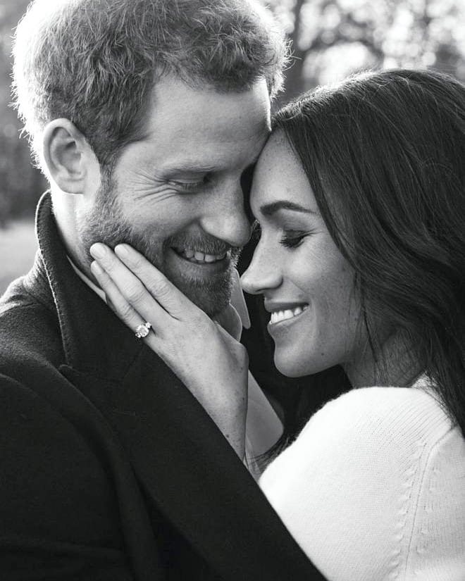 From their first public date at the Invictus Games to their stunning wedding ceremony and official duties as the Duke and Duchess of Sussex, take a look back at the royal couple's relationship in photos. (Image: Instagram)