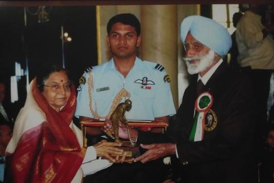 Ishar Singh Deol (Photo Credit: Punjab Government Twitter)