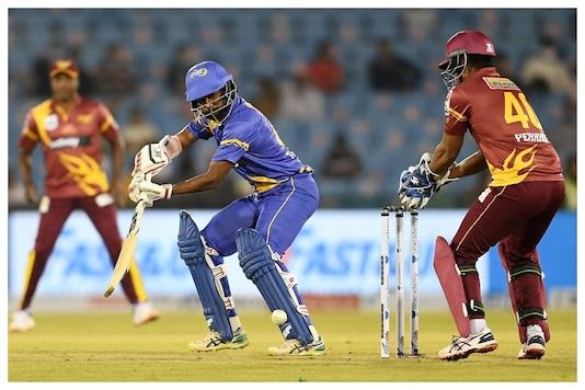 IN PICS - Road Safety World Series: Upul Tharanga Outshines Brian Lara in Sri Lanka Legends Win
