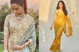 Shraddha Kapoor Looks Gorgeous In Ethnic Outfits, See The Actress Slay It In Style
